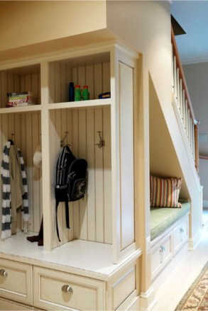 Fantastic Storage Under Stairs Ideas 14