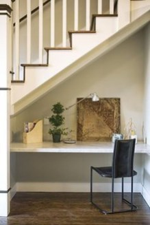 Fantastic Storage Under Stairs Ideas 36