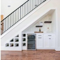 Fantastic Storage Under Stairs Ideas 44
