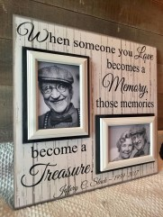 Fascinating Wood Photo Frame Ideas For Antique Home 01