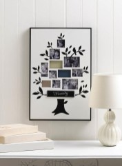 Fascinating Wood Photo Frame Ideas For Antique Home 03