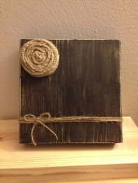 Fascinating Wood Photo Frame Ideas For Antique Home 26