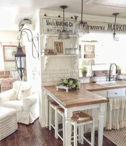 Glamour Farmhouse Home Decor Ideas On A Budget 20