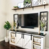 Hottest Farmhouse Living Room Decor Ideas That Looks Cool 08