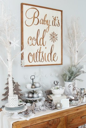 Inspiring Home Decor Ideas That Will Inspire You This Winter 46
