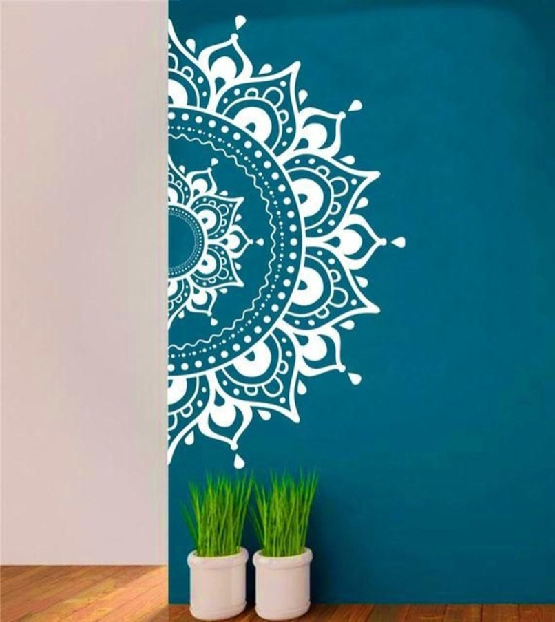 Latest Wall Painting Ideas For Home To Try 04