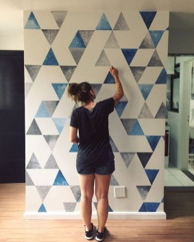 Latest Wall Painting Ideas For Home To Try 50