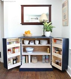 Perfect Storage Ideas For Your Apartment Decoration 20