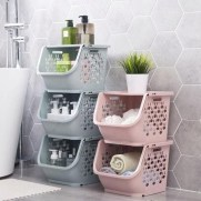 Perfect Storage Ideas For Your Apartment Decoration 31