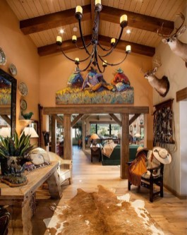Popular Western Home Decor Ideas That Will Inspire You 51