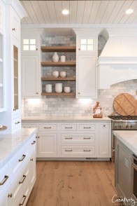 Pretty Kitchen Design Ideas That You Can Try In Your Home 52