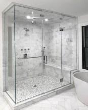 Relaxing Master Bathroom Shower Remodel Ideas 16