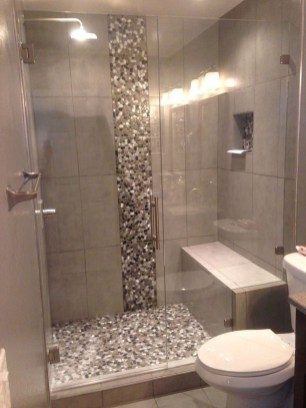 Relaxing Master Bathroom Shower Remodel Ideas 47