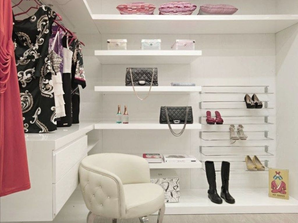 Simple Custom Closet Design Ideas For Your Home 02