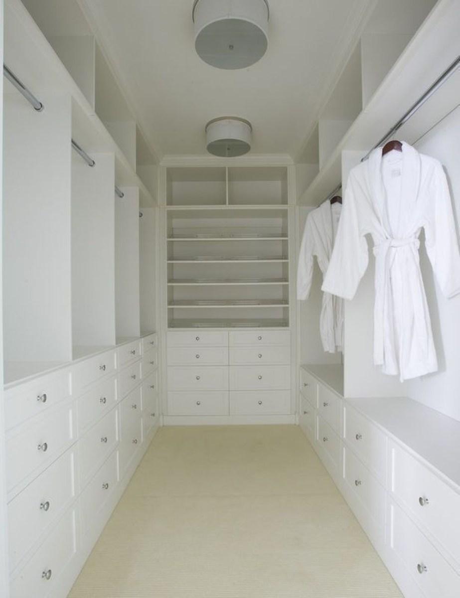Simple Custom Closet Design Ideas For Your Home 08