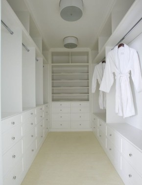 Simple Custom Closet Design Ideas For Your Home 08