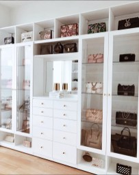 Simple Custom Closet Design Ideas For Your Home 20