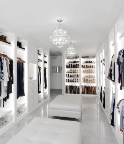 Simple Custom Closet Design Ideas For Your Home 35