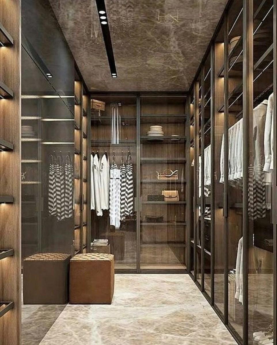 Simple Custom Closet Design Ideas For Your Home 37