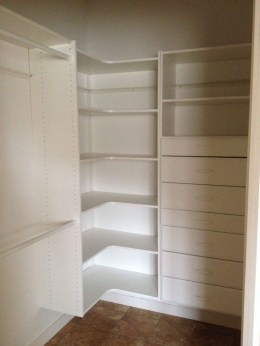 Simple Custom Closet Design Ideas For Your Home 53