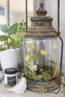 Stylish Spring Home Décor Ideas You Will Definitely Want To Save 38