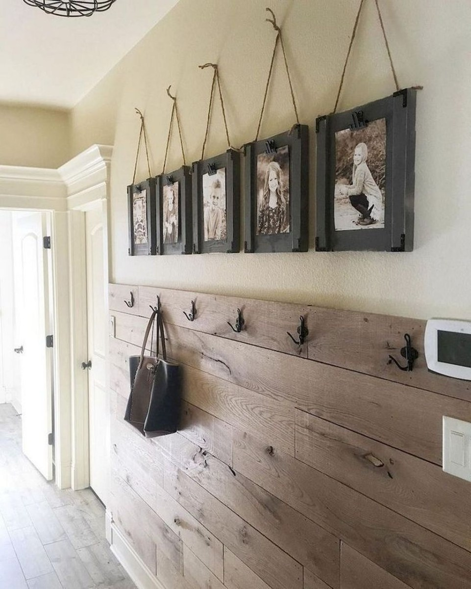 Superb Farmhouse Wall Decor Ideas For You 14