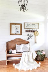 Superb Farmhouse Wall Decor Ideas For You 15