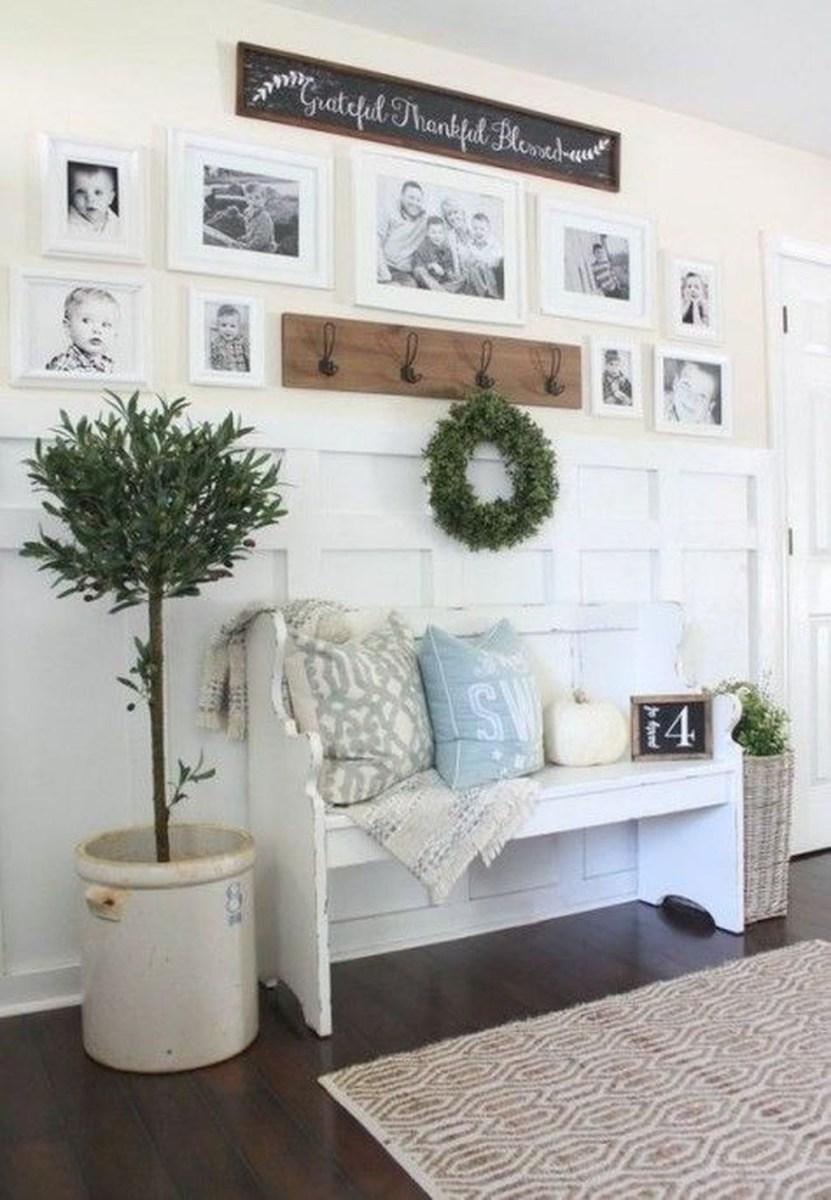 Superb Farmhouse Wall Decor Ideas For You 18