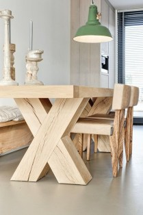 Trendy Dining Table Design Ideas That Looks Amazing 05