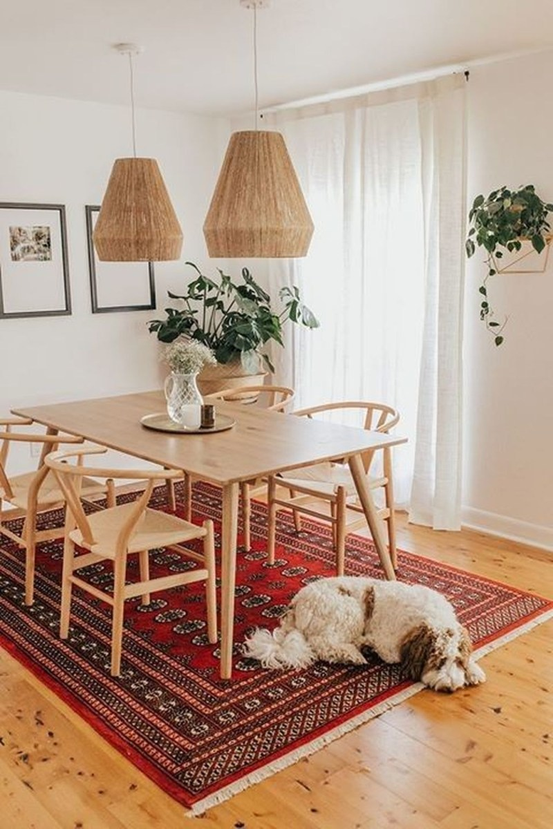 Trendy Dining Table Design Ideas That Looks Amazing 06