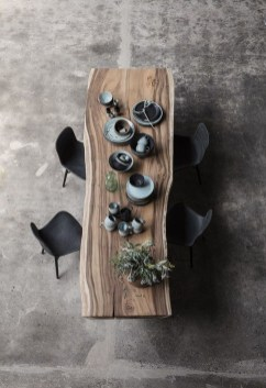 Trendy Dining Table Design Ideas That Looks Amazing 33