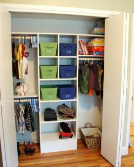 Unordinary Crafty Closet Organization Ideas To Apply Asap 11