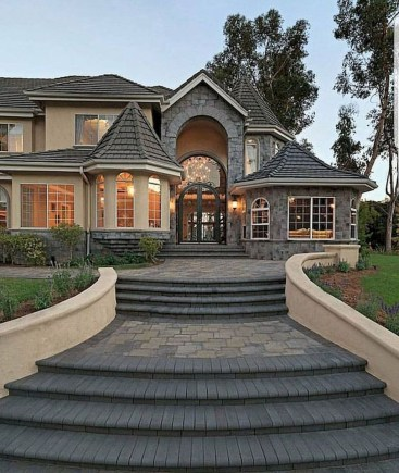 Unordinary Exterior House Trends Ideas For You 06