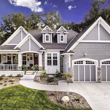 Unordinary Exterior House Trends Ideas For You 08