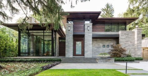 Unordinary Exterior House Trends Ideas For You 53