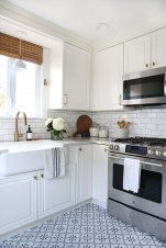 Unusual White Kitchen Design Ideas To Try 08