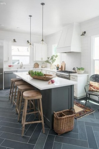 Unusual White Kitchen Design Ideas To Try 16