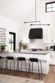 Unusual White Kitchen Design Ideas To Try 30