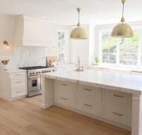 Unusual White Kitchen Design Ideas To Try 31