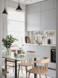 Unusual White Kitchen Design Ideas To Try 38