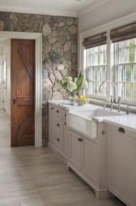 Unusual White Kitchen Design Ideas To Try 41