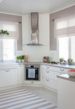 Unusual White Kitchen Design Ideas To Try 42