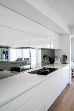 Unusual White Kitchen Design Ideas To Try 53