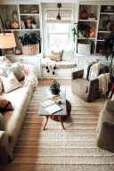 Attractive Small Living Room Decor Ideas With Perfect Lighting 10