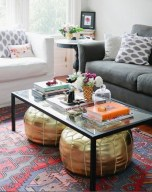 Attractive Small Living Room Decor Ideas With Perfect Lighting 11