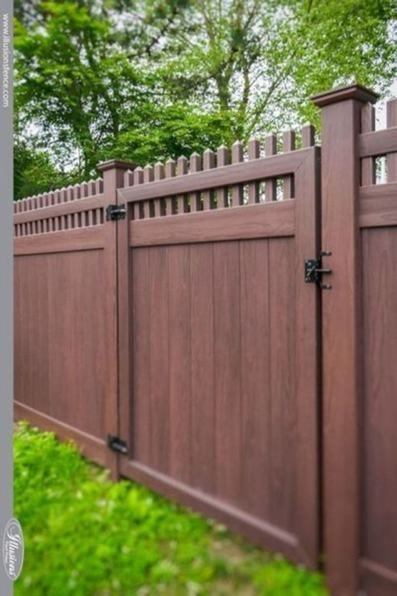 Best Diy Fences And Gates Design Ideas To Showcase Your Yard 33