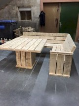 Casual Diy Pallet Furniture Ideas You Can Build By Yourself 14