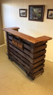 Casual Diy Pallet Furniture Ideas You Can Build By Yourself 24