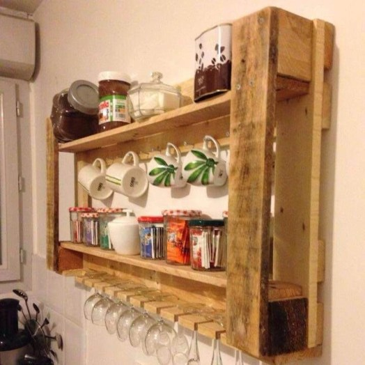 Casual Diy Pallet Furniture Ideas You Can Build By Yourself 34