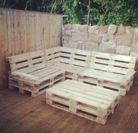 Casual Diy Pallet Furniture Ideas You Can Build By Yourself 42